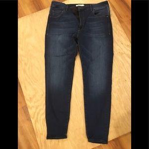 Mavi Test blue jeans high rise skinny 33/27